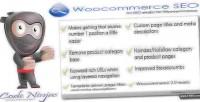 Seo woocommerce