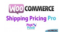 Shipping woocommerce pricing pro