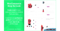 Shop woocommerce the look