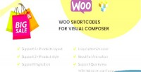 Shortcodes woo composer visual for