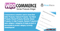 Similar woocommerce widget products category