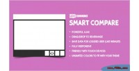 Smart woocommerce compare