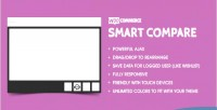Smart woocommerce compare