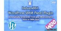 Smm indusrabbit plugin wordpress panel