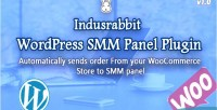Smm indusrabbit plugin wordpress panel