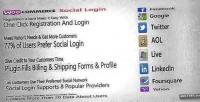 Social woocommerce login plugin checkout and