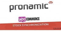 Stock woocommerce synchonization
