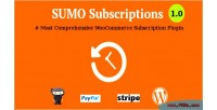 Subscriptions sumo system subscription woocommerce