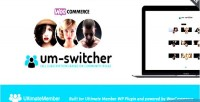 Switcher sell subscriptions for ultimate member woocommerce by powered switcher