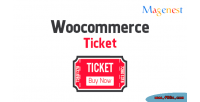 Ticket woocommerce