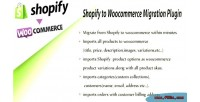 To shopify woocommerce plugin