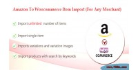 To woocommerce item import merchant any for to