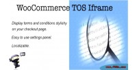 Tos woocommerce iframe
