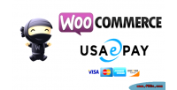 Usaepay woocommerce payment gateway