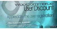 User woocommerce discount
