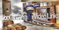 Video woocommerce links videos embedded product