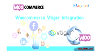 Vtiger woocommerce crm integration