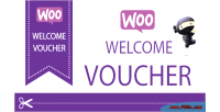 Welcome woocommerce voucher