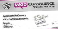 Wholesale woocommerce prices