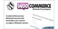 Wholesale woocommerce pricing register