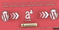 Login with amazon for plugin wordpress woocommerce