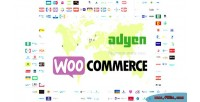 Woocommerce adyen payment gateway