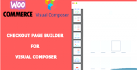 Woocommerce checkout page builder composer visual for