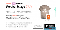 Woocommerce foxy product carousel image slider gallery
