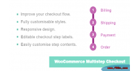 Woocommerce jc multistep checkout