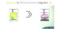 Woocommerce jigoshop migrator