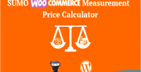 Woocommerce sumo calculator price measurement