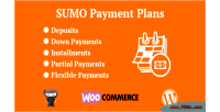 Woocommerce sumo payment plans down deposits payments paym variable installments