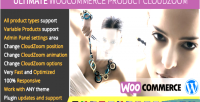 Woocommerce ultimate cloudzoom images product for