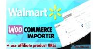 Woocommerce walmart importer