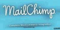 Woocommerce woochimp mailchimp integration