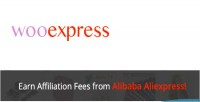 Woocommerce wooexpress aliexpress affiliates