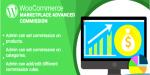 Woocommerce wordpress marketplace plugin commission advanced