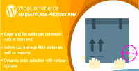 Woocommerce wordpress marketplace plugin rma product
