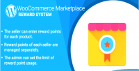 Woocommerce wordpress marketplace plugin system reward