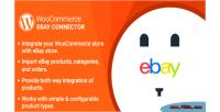 Woocommerce wordpress plugin connector ebay