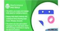Woocommerce wordpress plugin deals daily