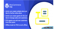 Woocommerce wordpress pos sale system of point
