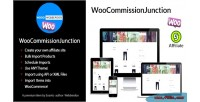 Woocommissionjunction wdoo affiliate plugin