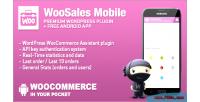 Woosales woocommerce mobile