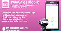 Woosales woocommerce mobile