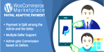 Wordpress woocommerce marketplace paypal plugin payment adaptive