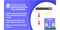 Wordpress woocommerce marketplace seller plugin comparison price