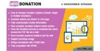 Wp woodonation plugin