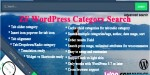 Wordpress zf category search