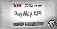 Api westpac gateway for commerce e wp api